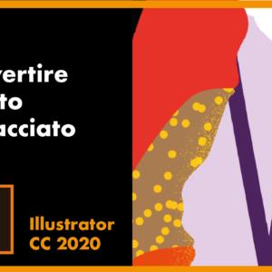 Come convertire il testo in tracciato con Illustrator